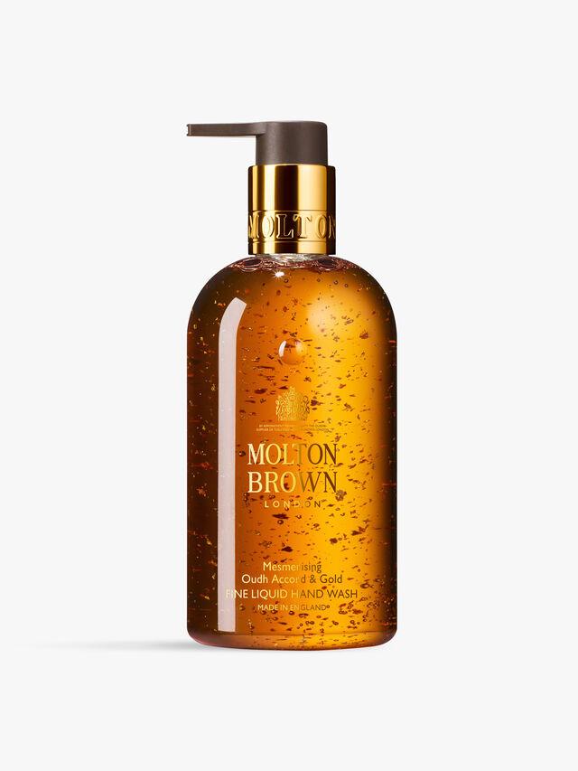 Mesmerising Oudh Accord & Gold Fine Liquid Hand Wash