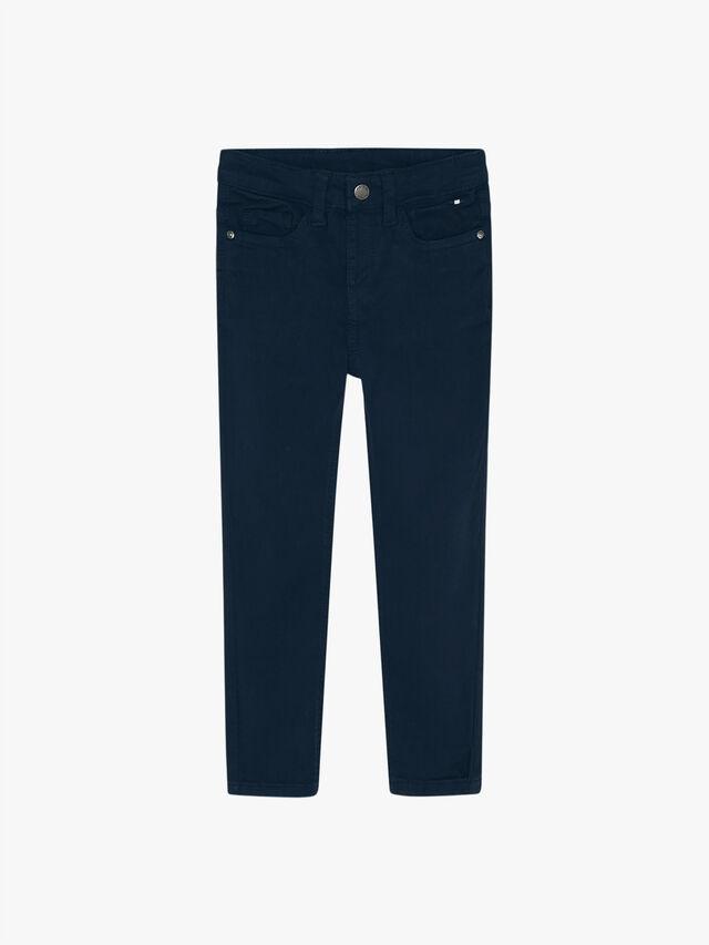 5 Pocket Slim Fit Basic Trouser