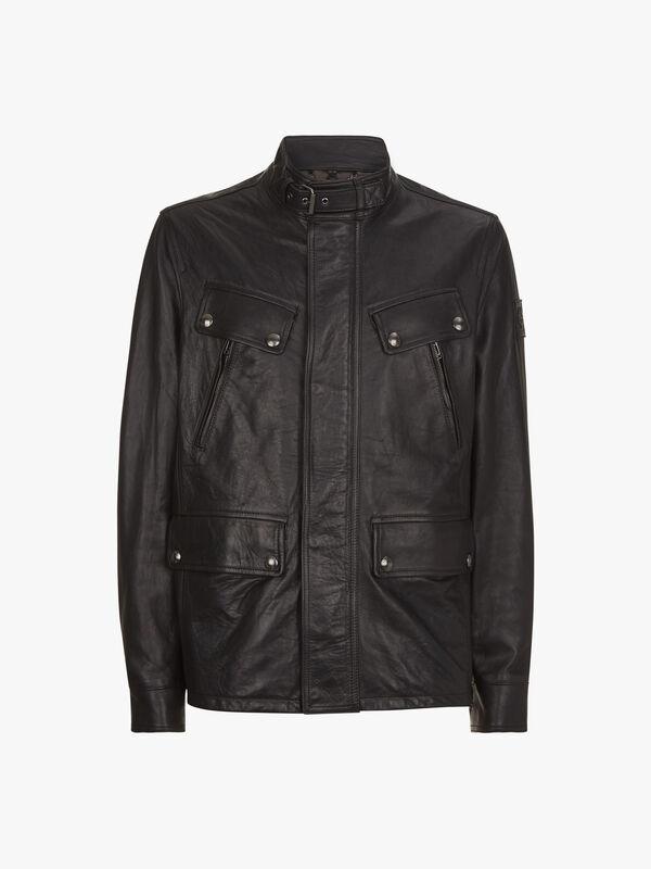 Denesmere Leather Jacket