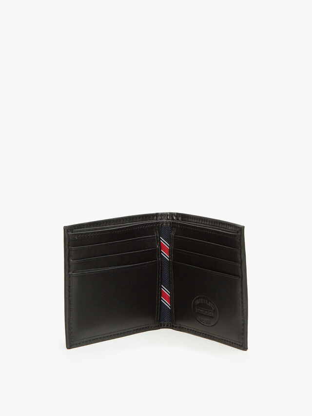 Small Embossed Bifold Wallet