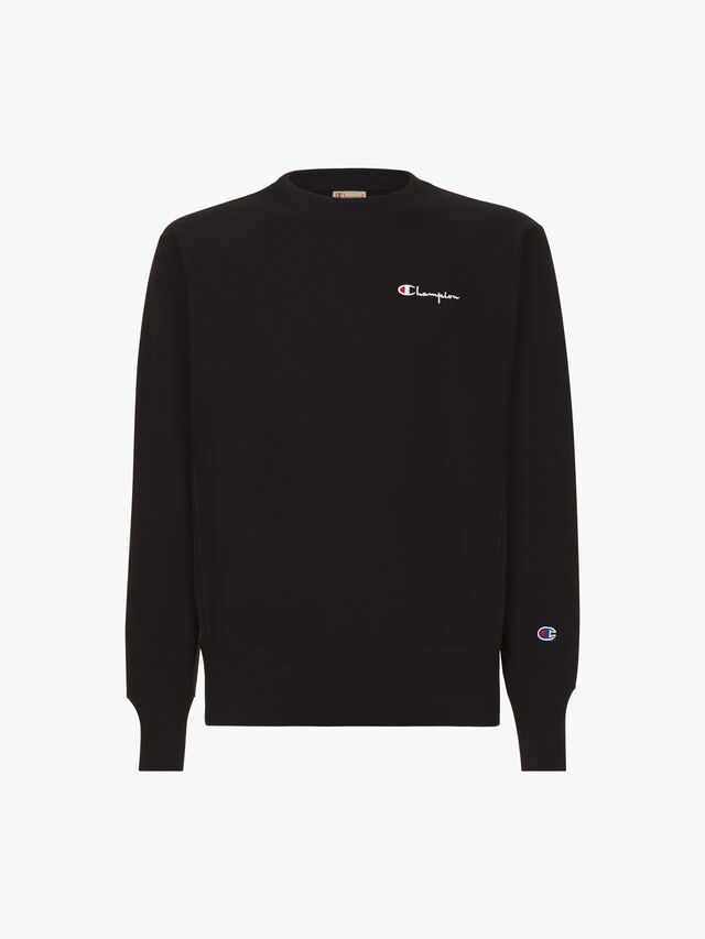 Small Script Crewneck Sweat