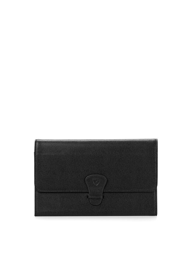 Classic Leather Travel Wallet