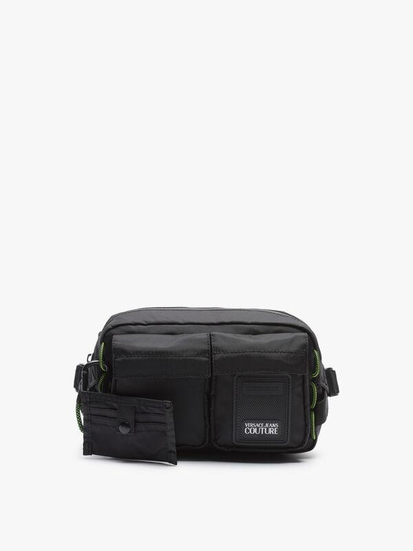 Nylon Pocket Waistbag