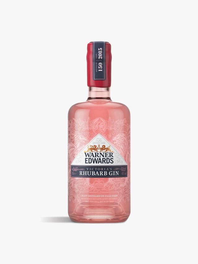 Warner Edwards Rhubarb Gin 70cl
