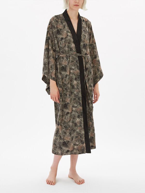 Printed Robe 122cm