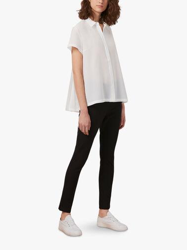 Crepe-Light-Pleat-Back-Shirt-72IZ4