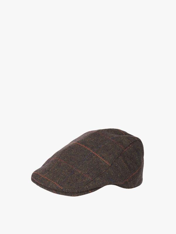 Cheviot Flat Cap