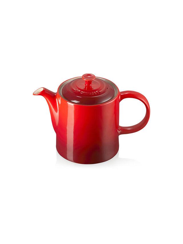 Stoneware Grand Teapot 1.3L