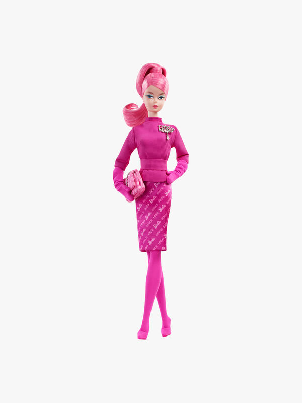 Proudly Pink Doll