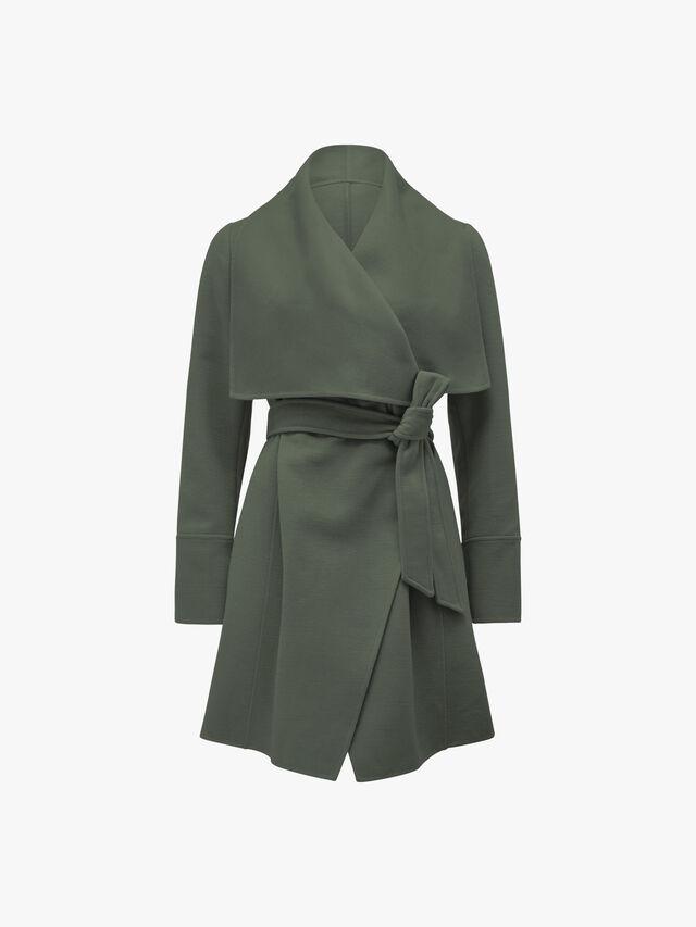 Willow Wrap Coat