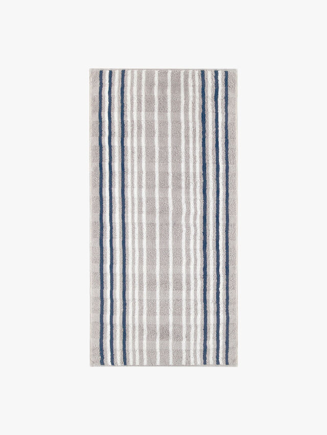 Noblesse Lines Face Towel