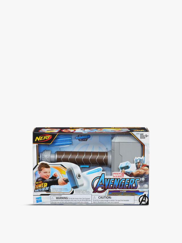 Power Moves Thor Hammer Strike