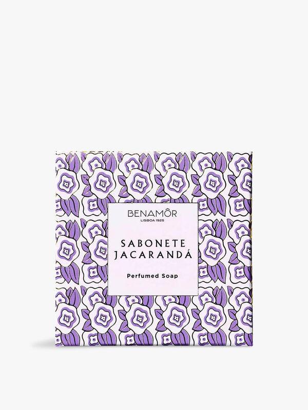 Jacarandá Perfumed Soap