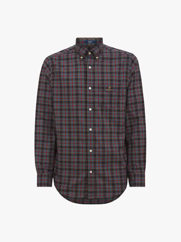 Oxford Checked Shirt