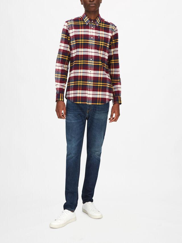 Highland Check 19 Tailored Shirt