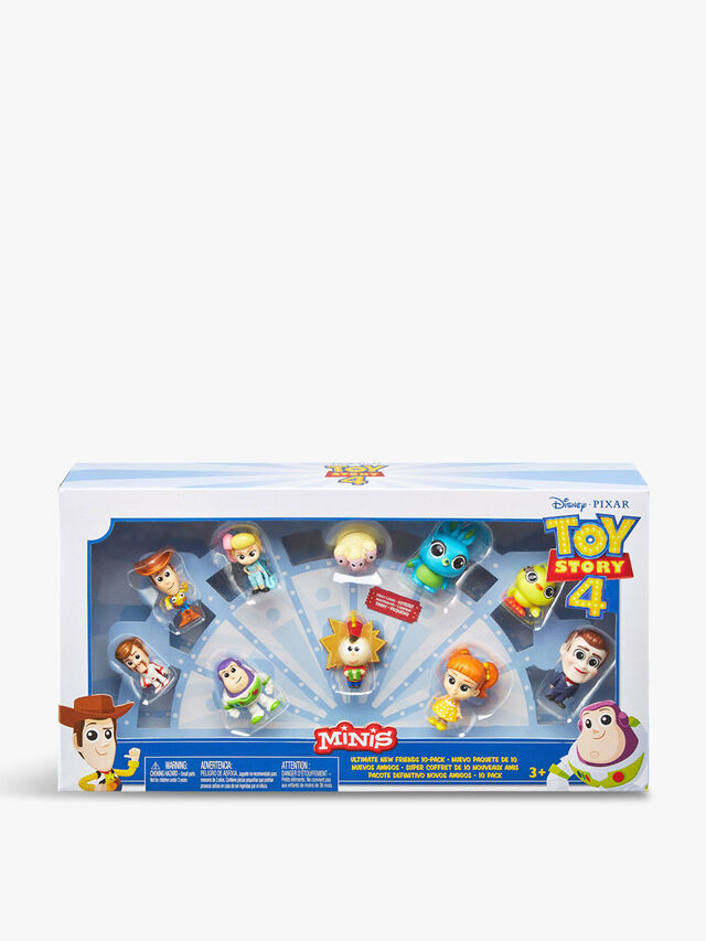 Toy Story 4 Ultimate New Friends (10 Pack)