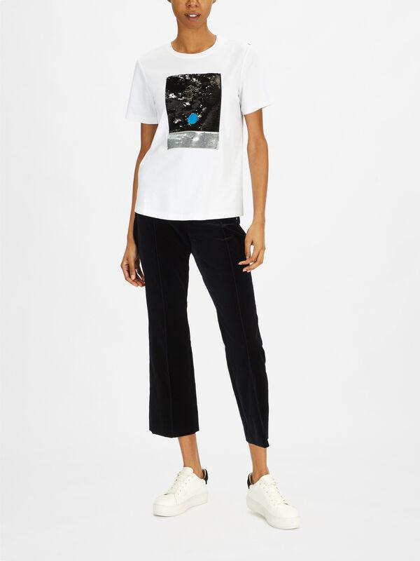 Duomo Sequin T-shirt