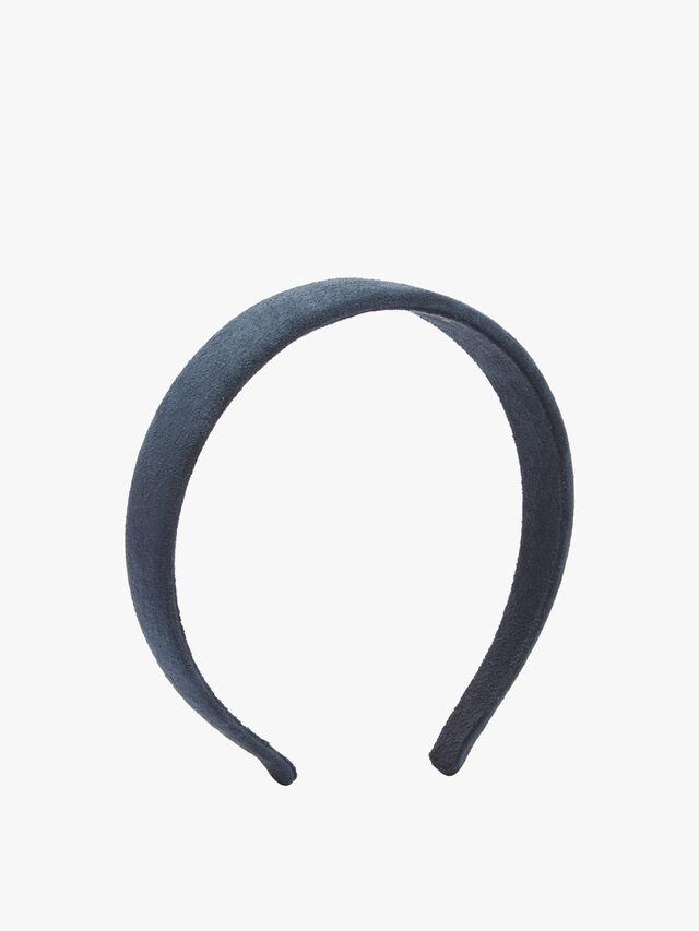 Suede Headband