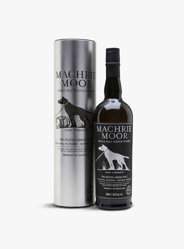 Machrie Moor Cask Strength Single Malt Scotch Whisky 70cl