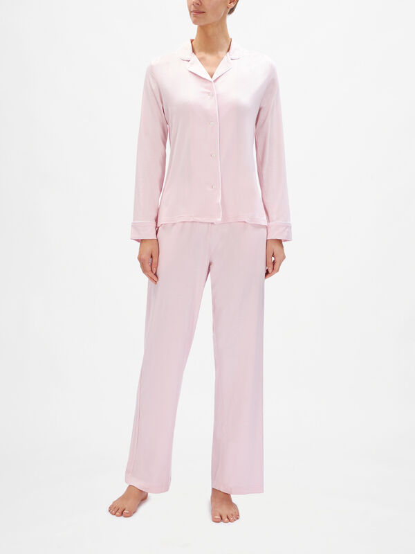 Lara Ladies Jersey Pyjama Set