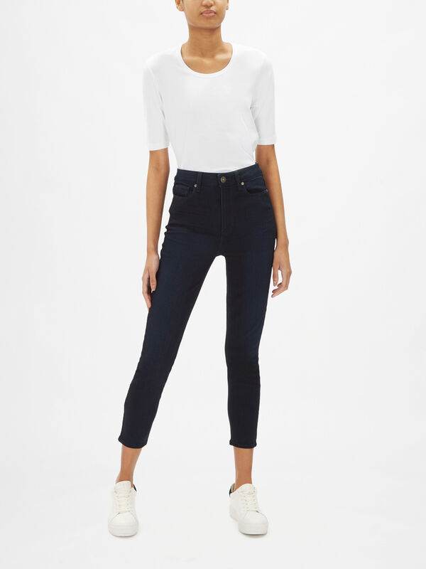 Margot Skinny Crop Jeans
