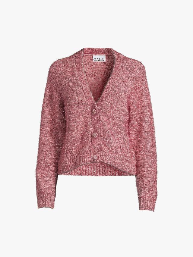 Chunky Glitter Knit
