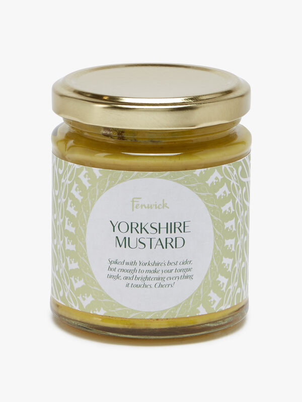 Ampleforth Cider Mustard 191g