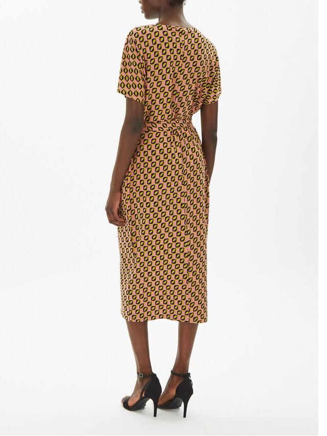 Haven Jersey Dress