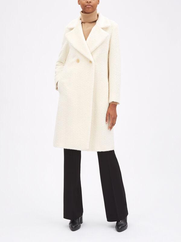 Naro Double Breasted Coat