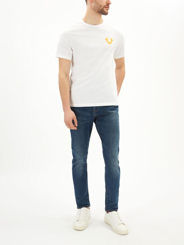 Neon Buddha Logo T-Shirt