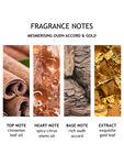 Mesmerising Oudh Accord & Gold Eau de Toilette 100 ml