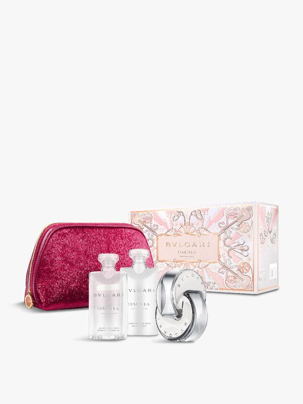 Omnia Crystalline Eau De Toilette Gift Set