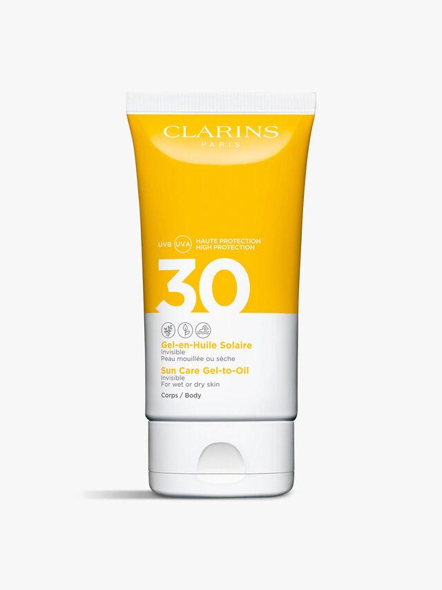 Sun Care Body Gel-in-Oil UVB/UVA 30