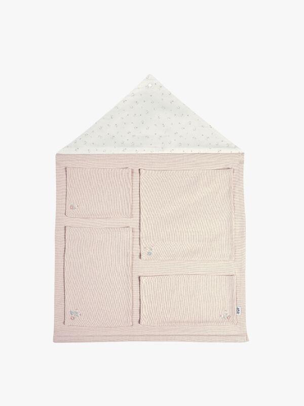 Nursery Tidy House Pink