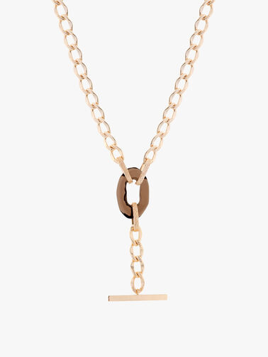 Protect Necklace Gold