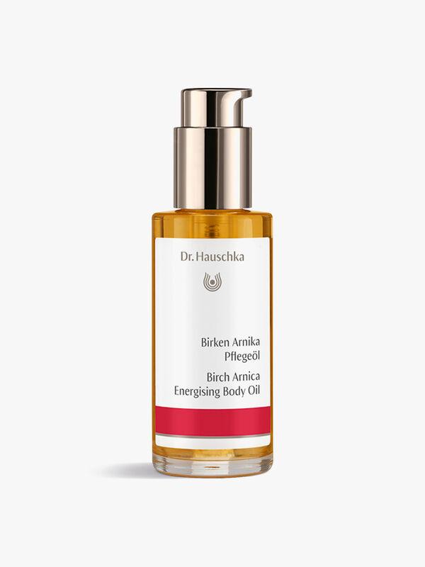 Birch Arnica Energising Body Oil