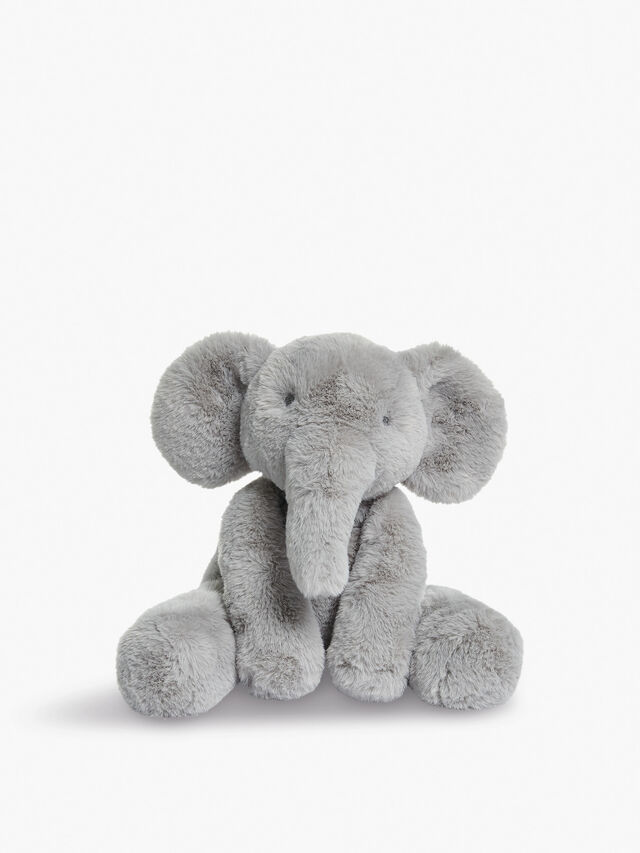 Welcome to the World Soft Elephant