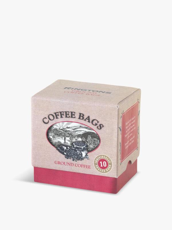 Roast Coffee Bags 8g x 10