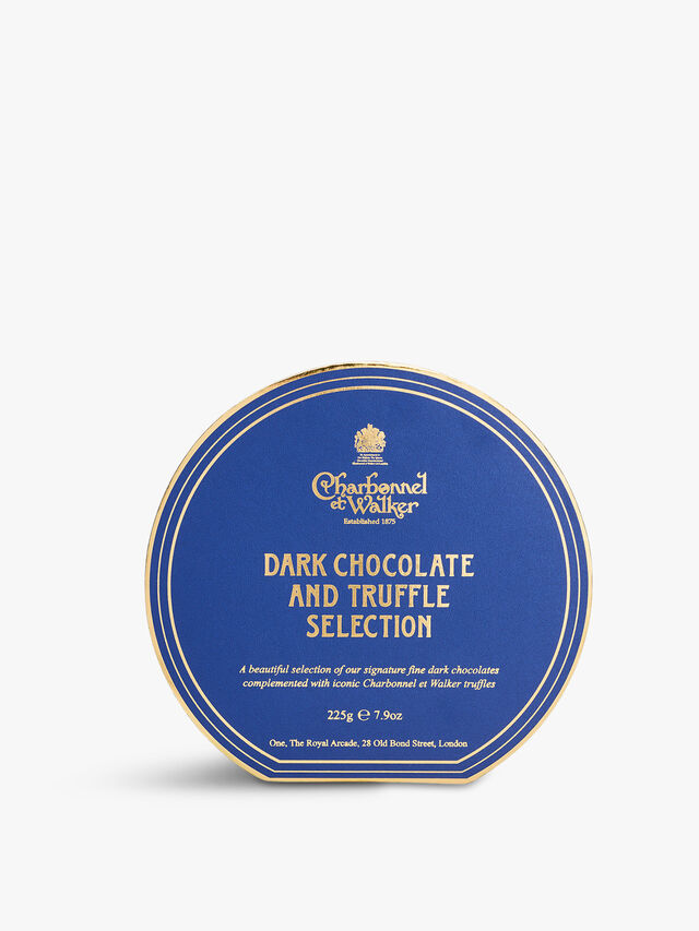 Dark Chocolate and Truffle Collection
