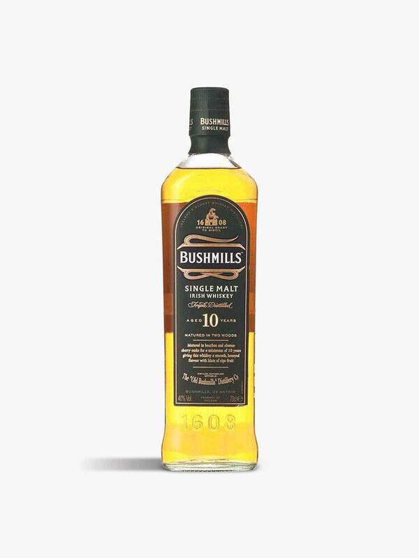 Bushmills 10yr Single Malt Whiskey