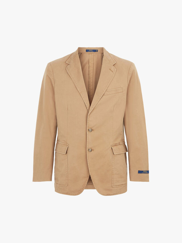 Polo Unconstructed Sport Coat