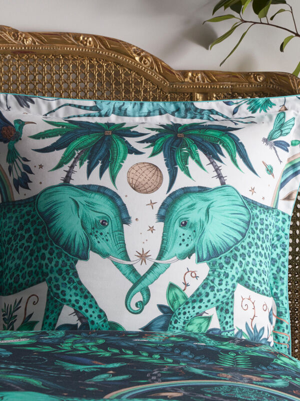 Zambezi Square Oxford Pillowcase