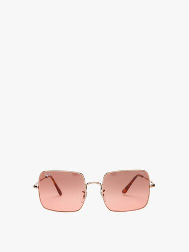 Oversized-Square-Metal-Sunglasses-Rayban