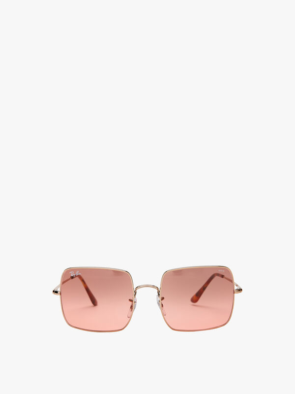 Oversized-Square-Metal-Sunglasses-Rayban