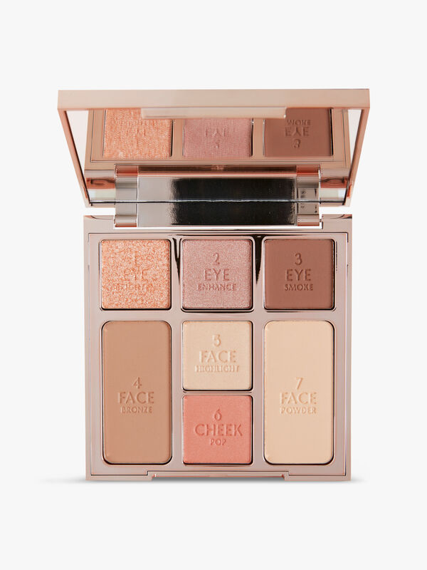 Instant Look of Love in a Palette