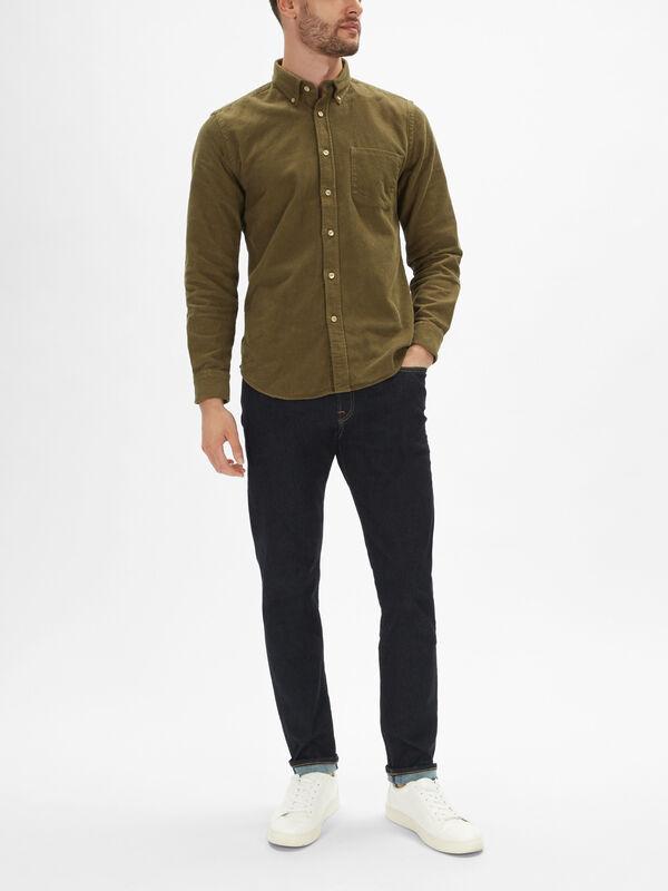 Lobo Corduroy Shirt