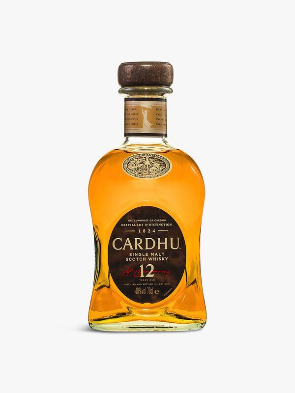 Single Malt Scotch Whisky 12yr 70cl