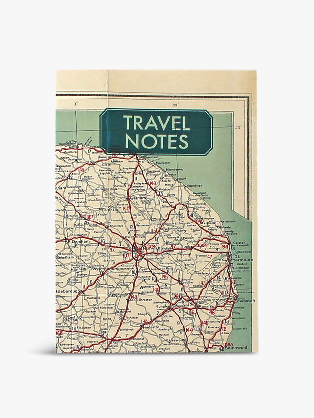 Notebook Travel Notes