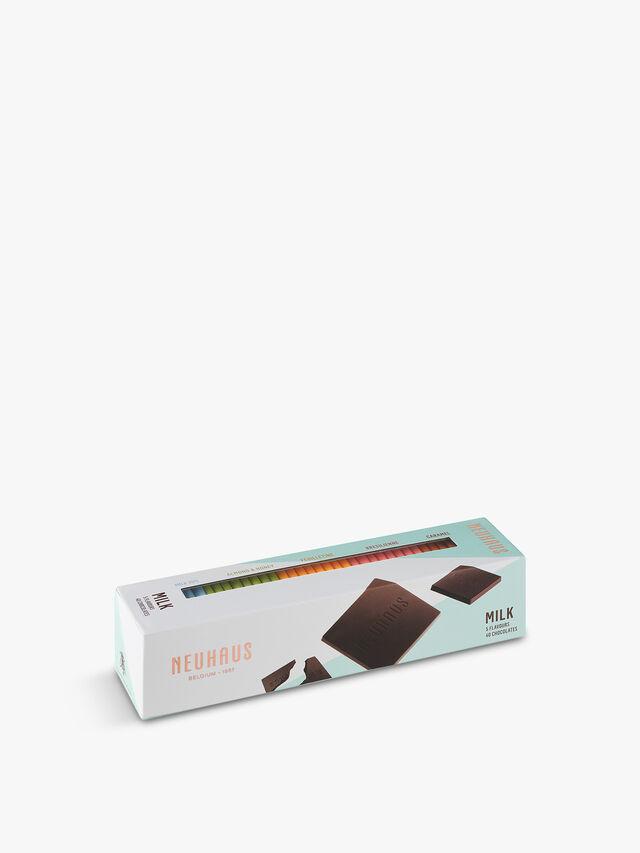 Carre Milk Pencil Box 200g