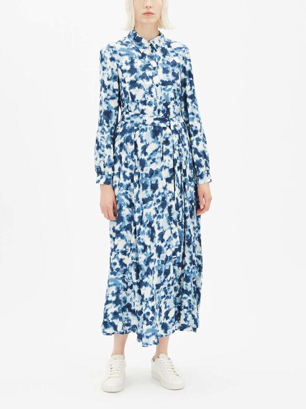 Capsula Striped Shirt Dress